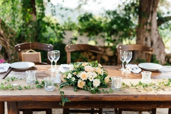 Classic Crete, Greece Wedding at Agreco Farm