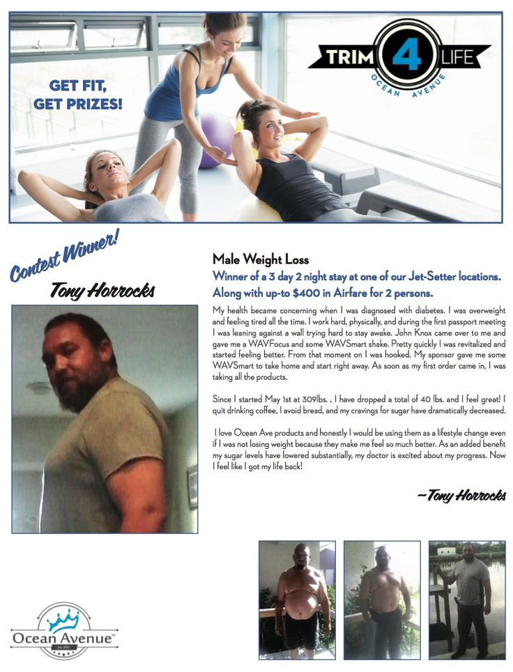 Trim4Life 60 Days Challenge Winner
