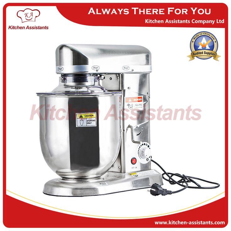 KA5,7,10 Liters electric stand food mixer, planetary mixer, egg beater, dough mixer machine