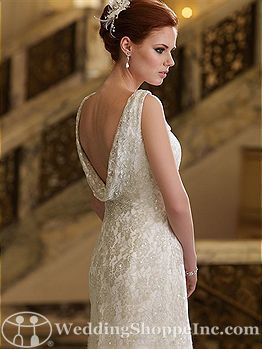 Dresses for the mature bride? :  wedding 40 something conservative dress mature 21661 2 102420262x405