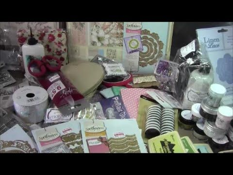 Summer Crafting haul 2015