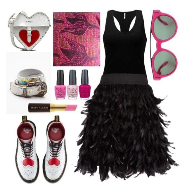 """""""Confetti birds #artipoppe"""" by akkermans-gaya on Polyvore featuring mode"""
