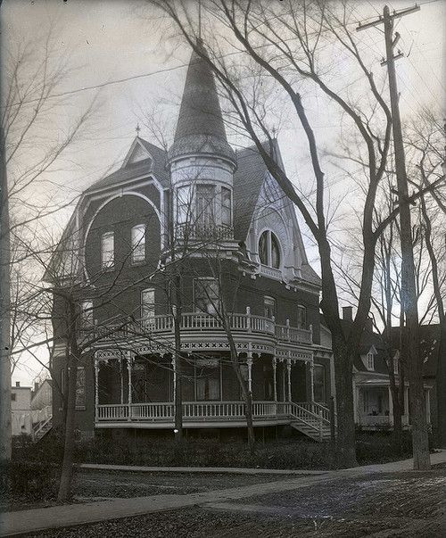 Victorian Gothic Homes