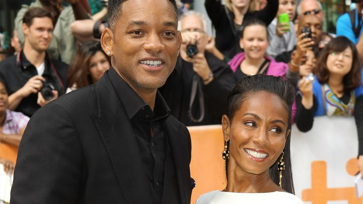 Jada Pinkett Smith - Relationship with Will Smith