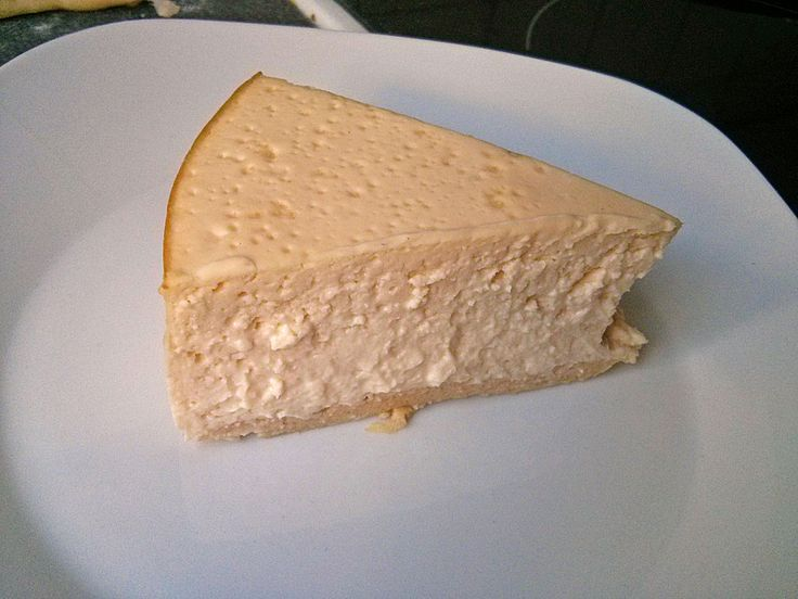 Chefkoch.de Rezept: Low Carb New York Cheesecake - fast ohne Kohlenhydrate