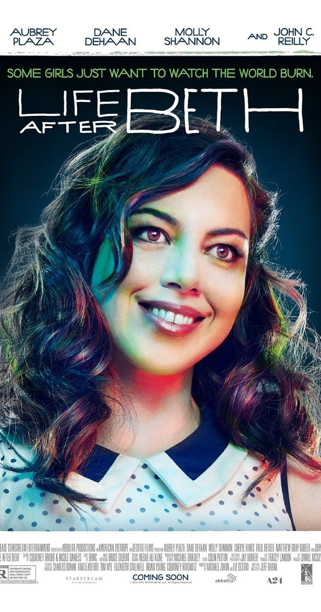 Life After Beth - with Aubrey Plaza, Dane DeHaan, Anna Kendrick, Matthew Gray Gubler, Molly Shannon, and John C. Reilly
