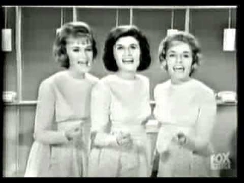 ▶ Angels - My Boyfriend's Back - YouTube LOVE this. Simple, talented , graceful entertainment from my childhood days.