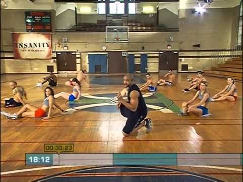 Sports Training: Insanity Max Sports Training