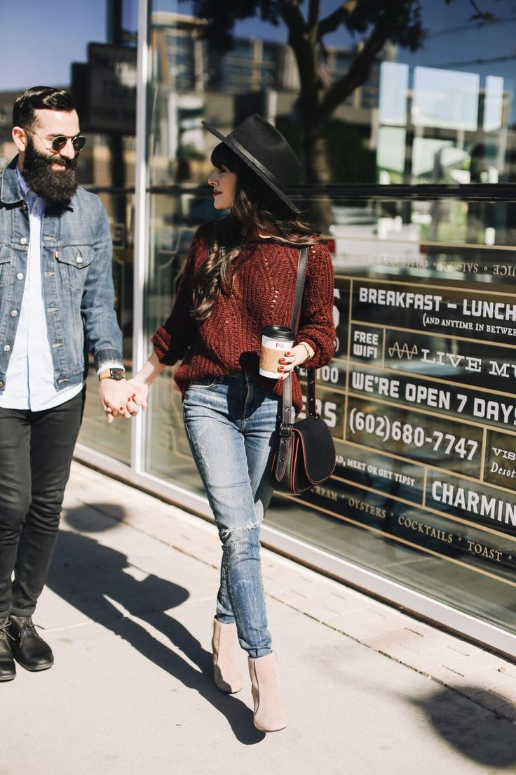 What's Your Casual? - New Darlings - Fall Style for Him & Her