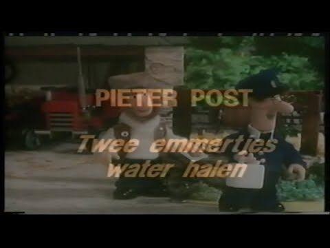 Pieter Post - Seizoen 1 - Aflevering 7 - Twee emmertjes water halen - YouTube