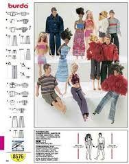 """Résultat de recherche d'images pour """"vetements barbie 1994"""""""