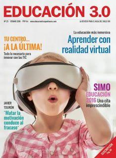 All VR Edu: Hemos tenido el placer de colaborar en el especial...