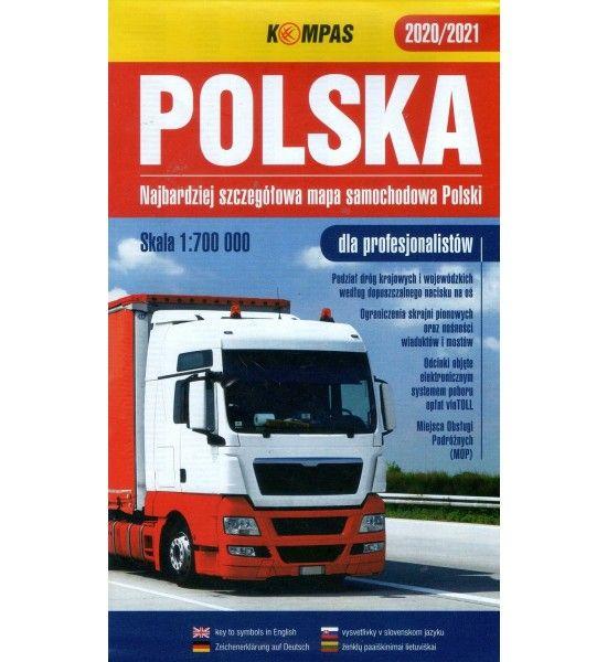 Polska 1 700 000 W 2020 Podrozowanie Tablice Rejestracyjne I