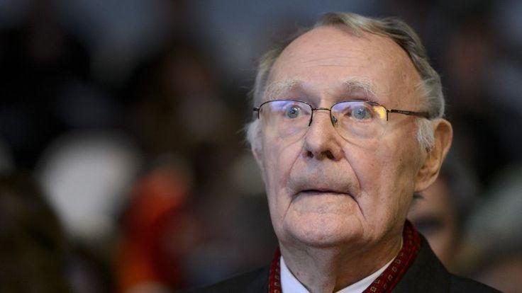 News - Tipp:  http://ift.tt/2EdBkO9 Möbelhaus-Pionier: Ikea-Gründer Ingvar Kamprad ist tot #news