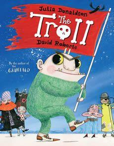 The Troll -- by Julia Donaldson