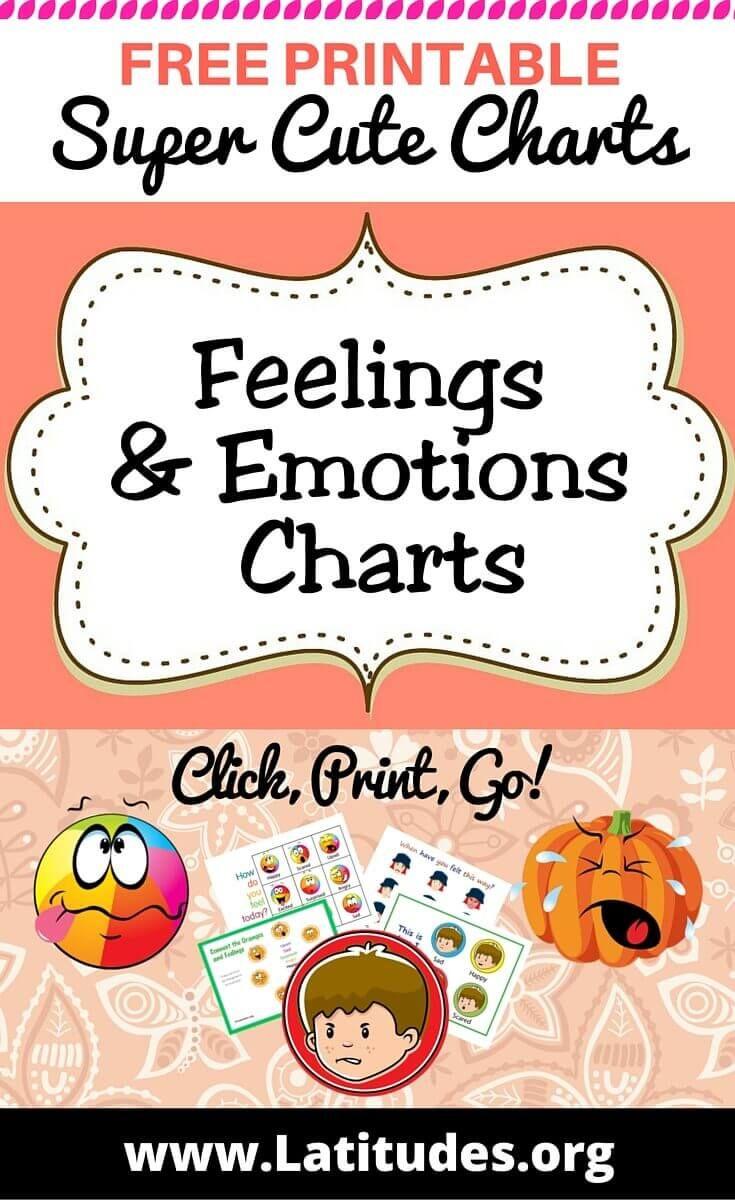 The secret feelings chart