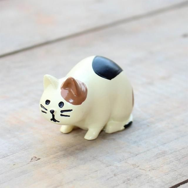 Miniature Cat Figurine - Available in 3 Models cat figurines | cat figurines vintage | cat figurines collectible | cat figurines sculpture | cat figurines diy | Cat figurines | Cat Figurines | Cat Figurines |
