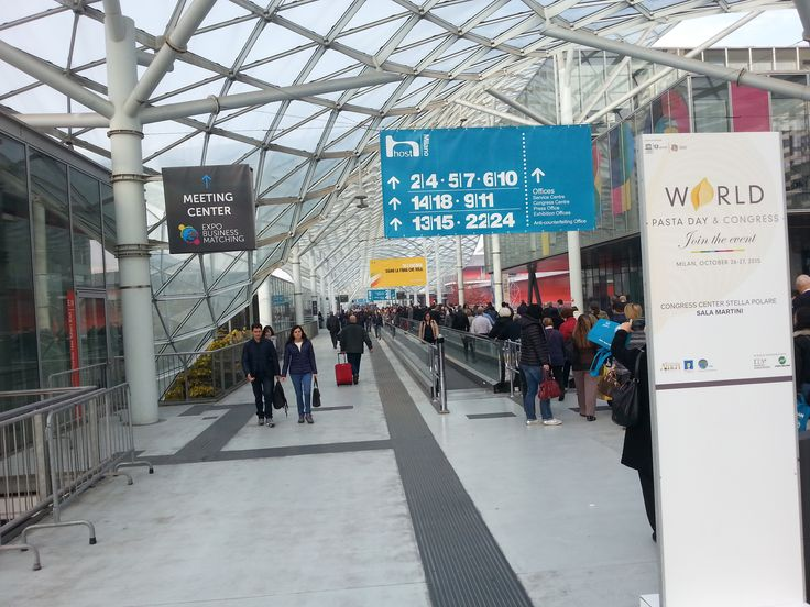 HOST 2015 path to ideas and trends, Milano Italy. http://bit.ly/1M3BqGa