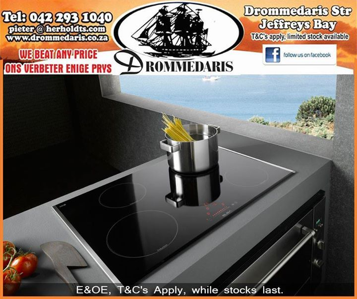Great discounts, convenience and reliability, what more could you ask for? Order your Elba stove and have it delivered for free today! http://asite.link/s5. #appliances #drommedaris #cooking