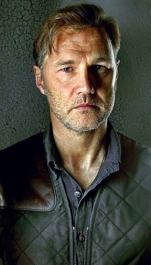 The Walking Dead --- The Guv