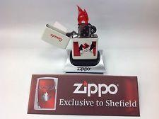 ZIPPO CANADA ICE Hockey 214  ZIPPO LIGHTER Exclusive EDITION