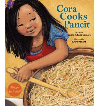 When all her older siblings are away, Cora's mother finally lets her help make pancit, a Filipino noodle dish. Includes recipe for pancit.