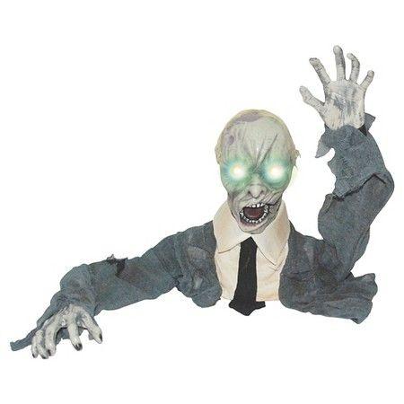halloween animated zombie groundbreaker target - Zombie Halloween Decorations