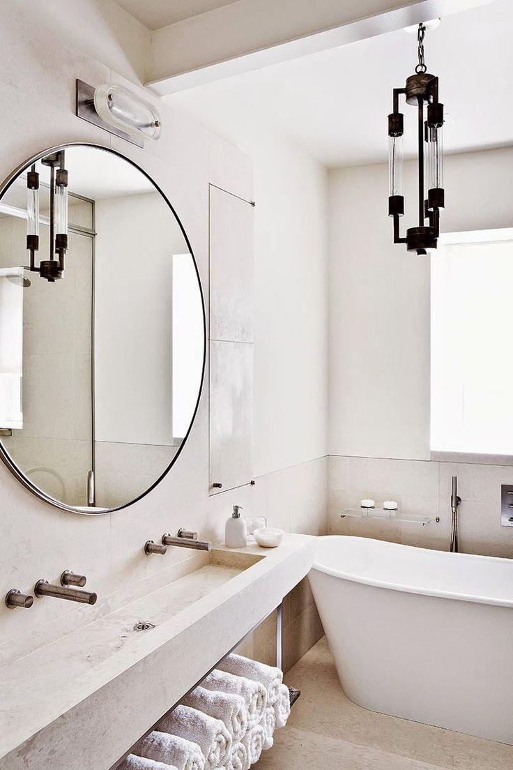 495 best bath images on Pinterest | Bathroom, Bathrooms and Half ...