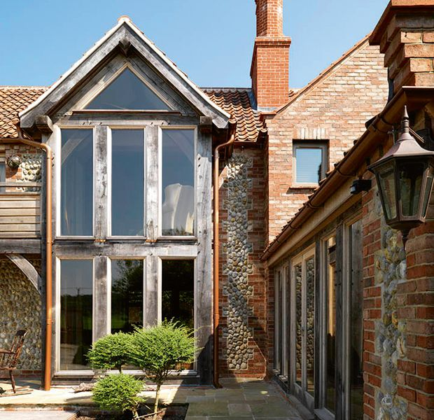 Oak Frame Design | Homebuilding & Renovating