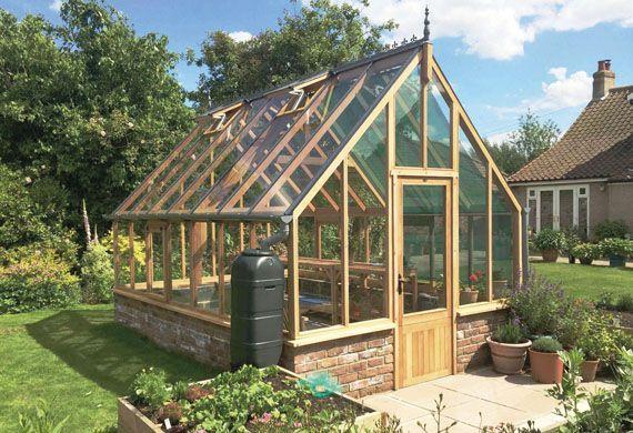 Garden & Greenhouse - växthus och orangerier - Växthus