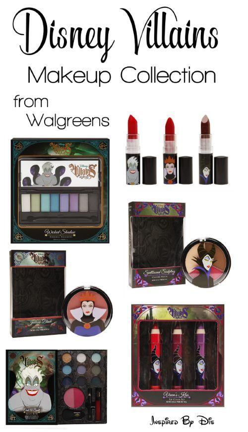 Wet n Wild Disney Villains Makeup Collection at Walgreens