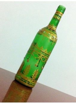 attractive Bottle Painting