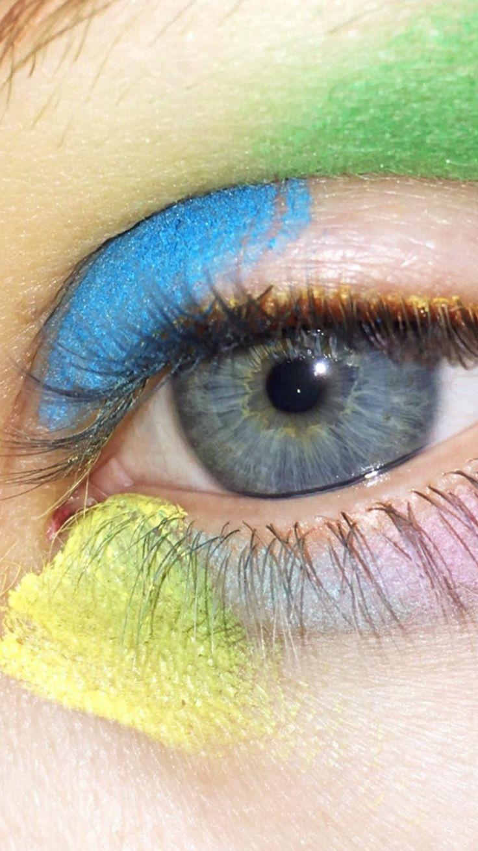 #makeupbruatlism #colorbrutalism #esztermagyar