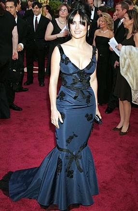 Salma Hayek, Oscars 2005...LOVE