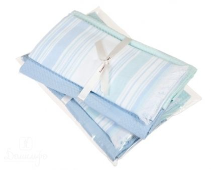 Купить набор вафельных полотенец LUNCH белый/мокко/серый (2шт) от производителя Luxberry (Португалия)