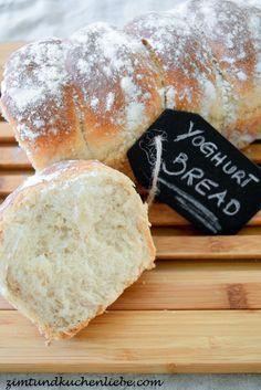 Joghurt-Brot                                                                                                                                                     Mehr