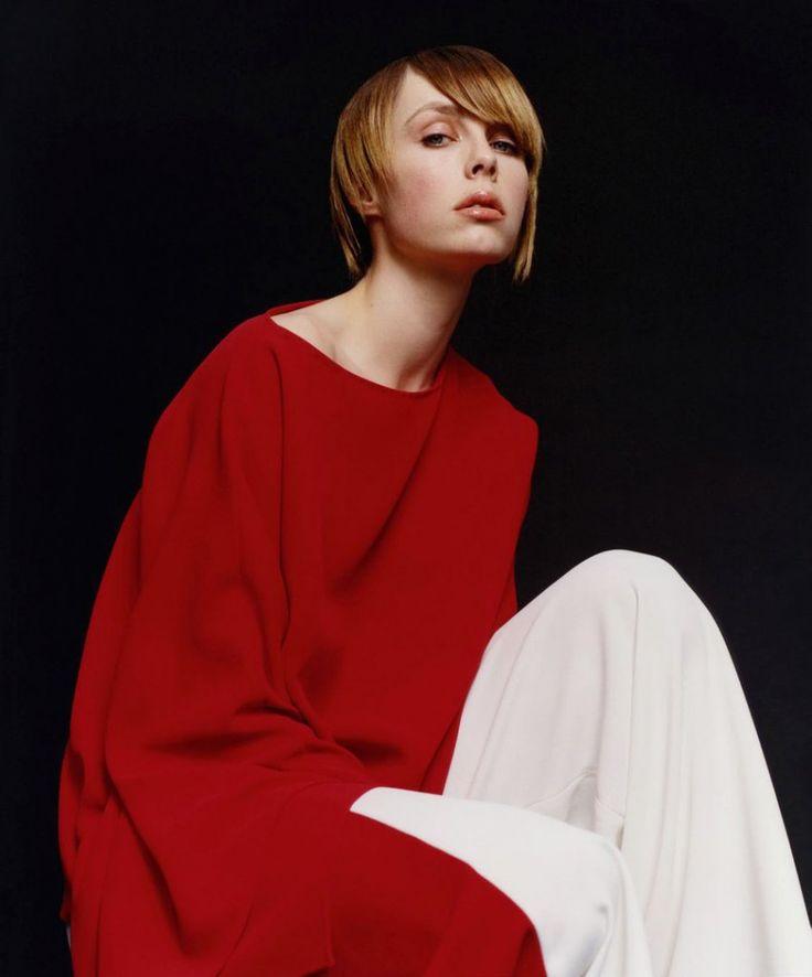 Эди Кэмпбелл (Edie Campbell) в Vogue Paris