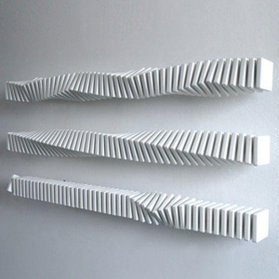 idée radiateur design horizontal