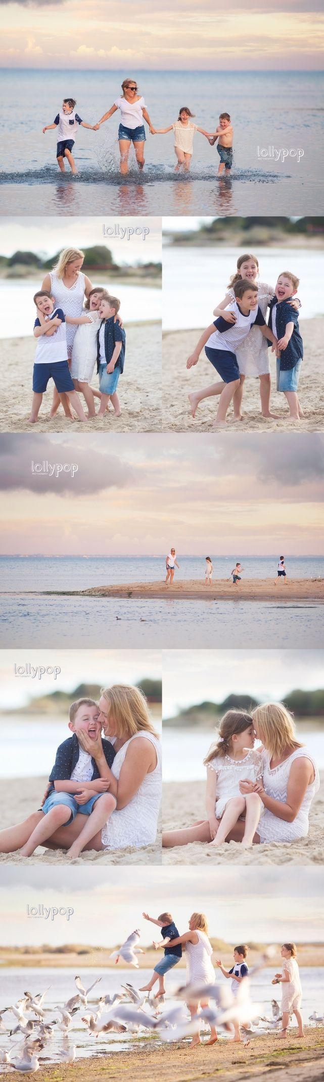 beach photography, Melbourne photographer