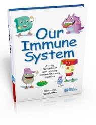 IDF Kids Connection | Immune Deficiency Foundation (SPAD, SAD or Transient Responder)