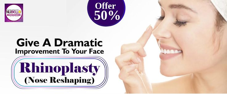 Are You Unhappy With Your Nose? Then, Discover New Self Confidence !!  Rhinoplasty in Mumbai, NoseReshaping , NoseSurgery , Nose Job