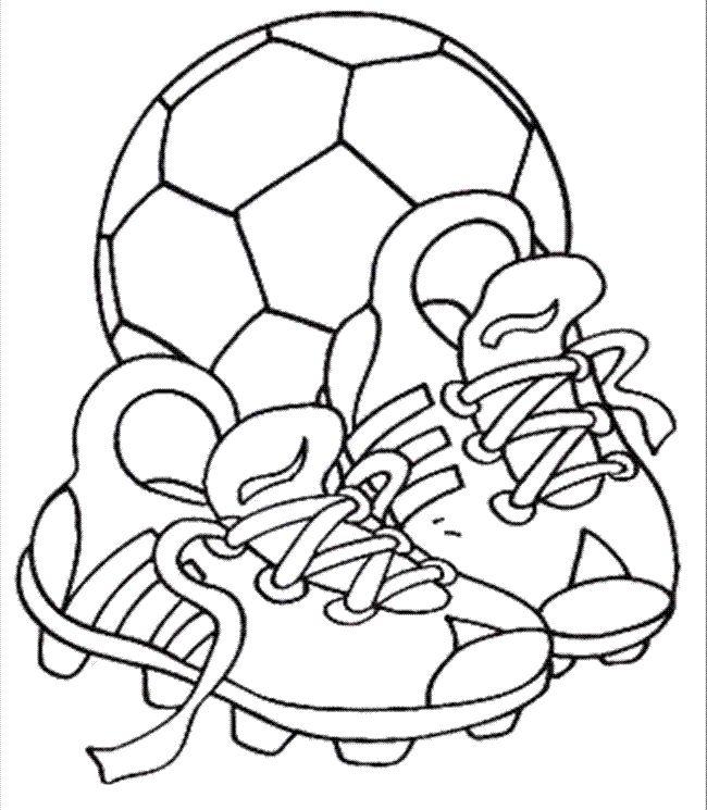 fußballausmalbilder 650×745  ausmalbilder