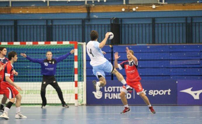 partido de Handball