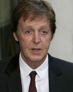 Paul McCartney 2012 | Paul McCartney, vocalista de Nirvana