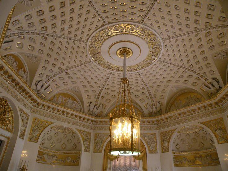 Grand palais int rieur pavlovsk le salon de la paix for La paix interieur