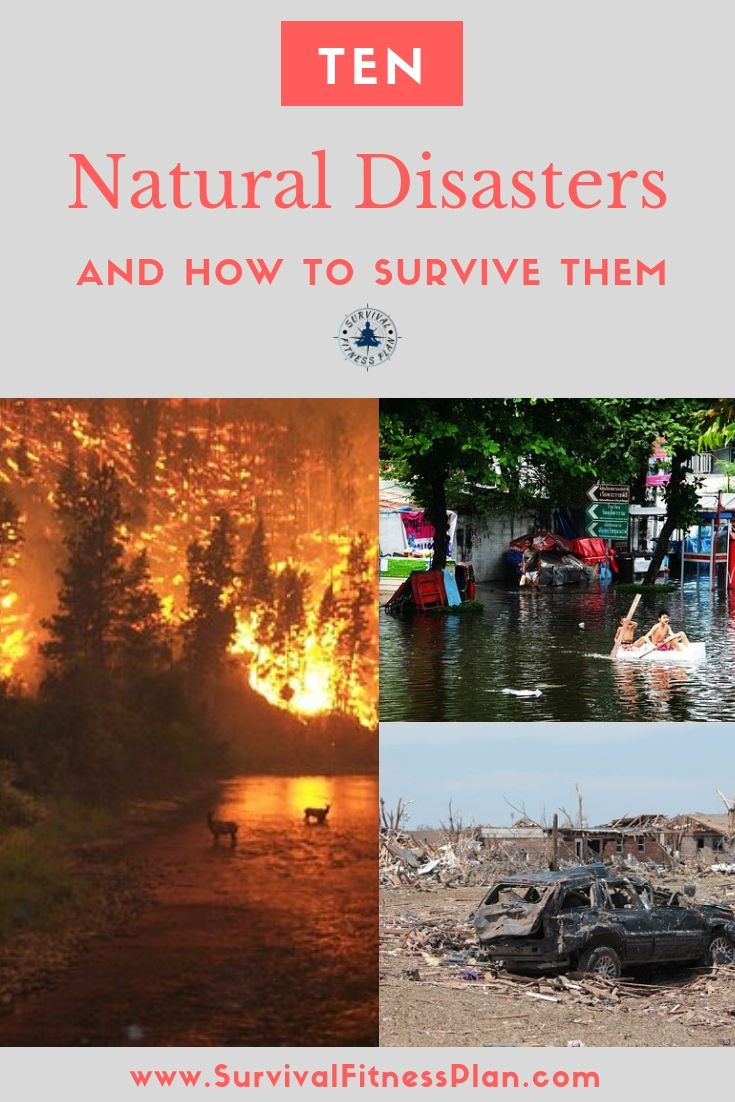 20e36d7e914 Learn How to Survive 10 Natural Disasters | Best of Survival Fitness ...
