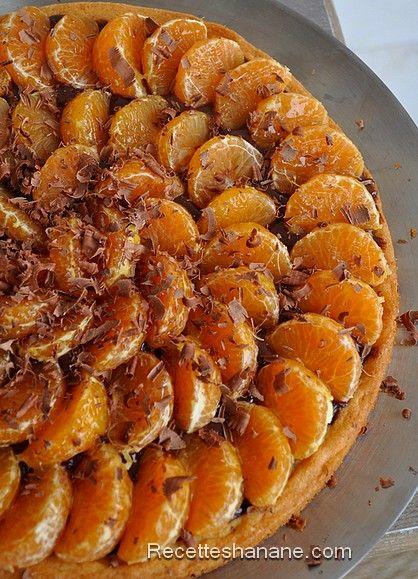 Une tarte au chocolat et clémentine, sur sablé breton, un subtil mélange de cacao et d'agrume qui se marie à merveille ! Pour la pâte de sablé breton selon la recette de C.Felder 3 jaunes d'œufs 130g de sucre semoule 150g de beurre mou 200g de farine...