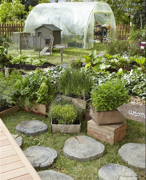 Pas japonais jardin pinterest du bois and gardens - Leroy merlin jardiniere ...