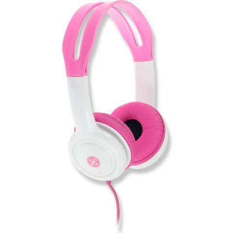 Volume Limited Kids Pink Headphones - School Depot NZ