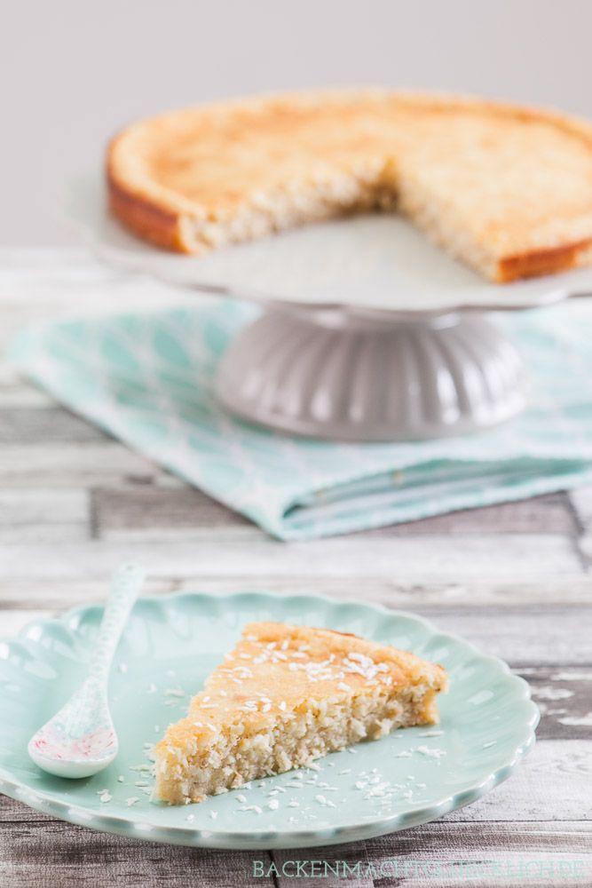 Backen macht glücklich   Low Carb Kuchen mit Kokosöl und Eiweißmehl   http://www.backenmachtgluecklich.de